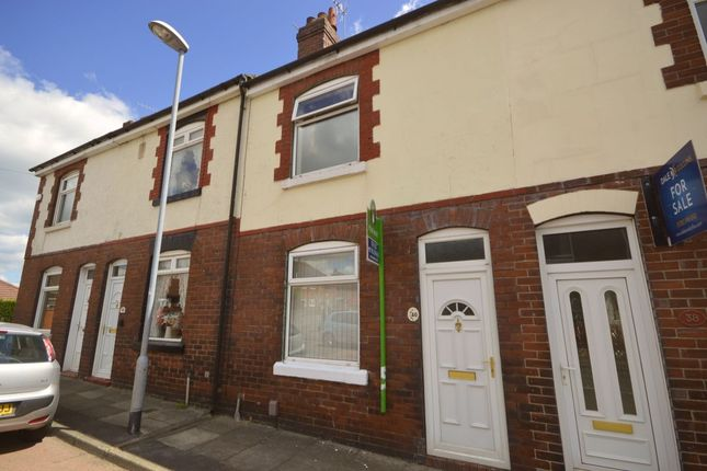Thumbnail Terraced house to rent in Speedwall Street, Longton, Stoke-On-Trent