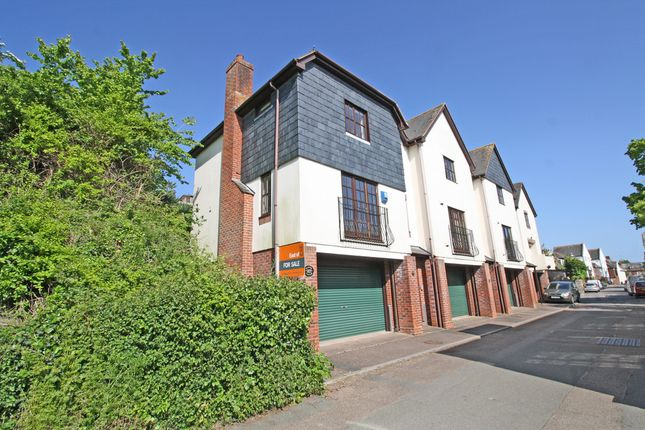 Thumbnail End terrace house for sale in Ferry Road, Topsham, Exeter
