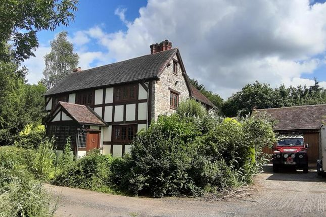 Thumbnail Detached house for sale in Luston, Herefordshire