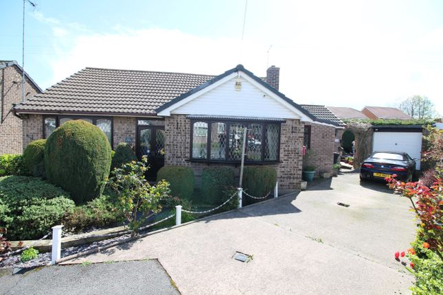 Thumbnail Detached bungalow for sale in St Andrews Close, Swinton
