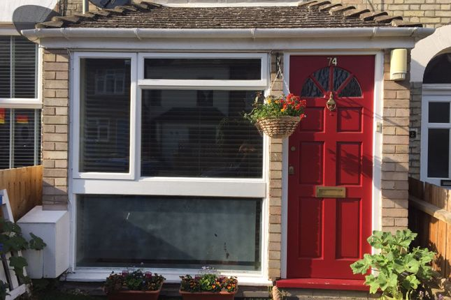 Thumbnail Terraced house to rent in Stafford Street, Norwich