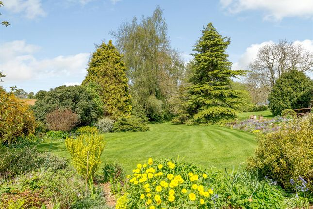 Rear Garden of Marston St. Lawrence, Banbury, Northamptonshire OX17