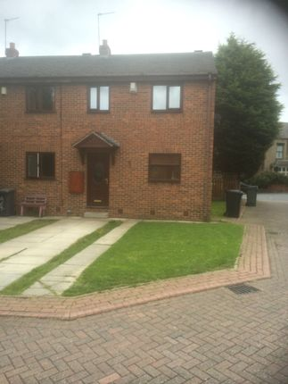 Thumbnail Semi-detached house to rent in Cad Beeston Mews, Beeston