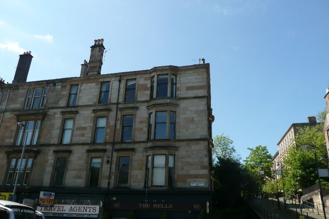Thumbnail Flat to rent in Great Western Road, Hillhead, Glasgow