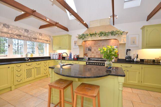 Kitchen of Chalk Lane, East Horsley KT24