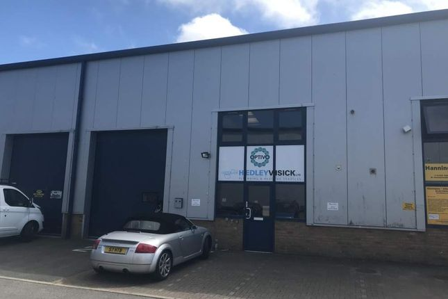 Thumbnail Light industrial to let in 25 Northridge Industrial Estate, Hastings