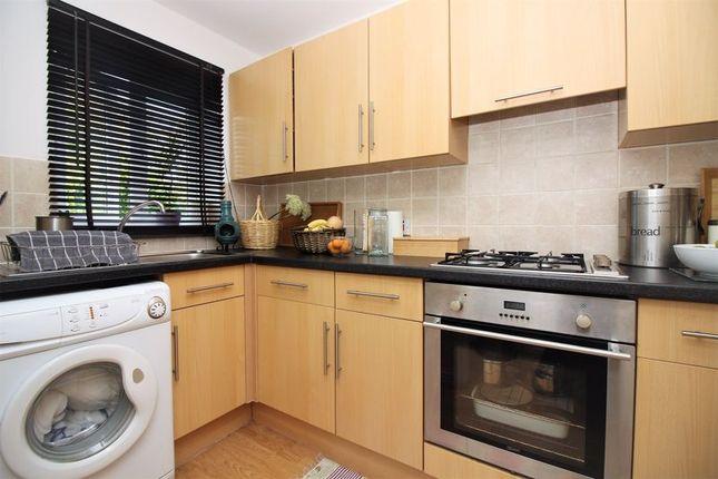 Kitchen of Crowshute, Chard TA20