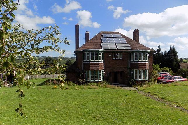 Thumbnail Detached house for sale in Belper Road, Ashbourne