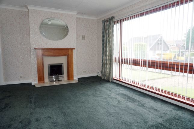 Lounge of Dunedin Drive, Hairmyres, East Kilbride G75