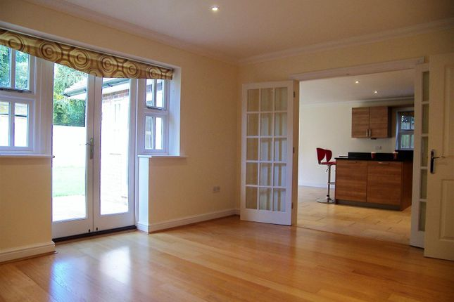 Sitting-Kitchen of Coombe Road, Hill Brow, Liss GU33