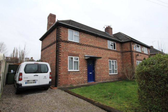 2 bed semi-detached house for sale in Alfred Street, Northwich