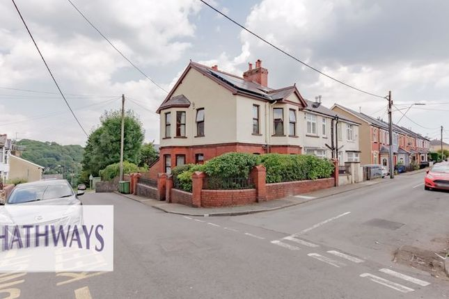 Thumbnail Property for sale in Conway Road, Griffithstown, Pontypool