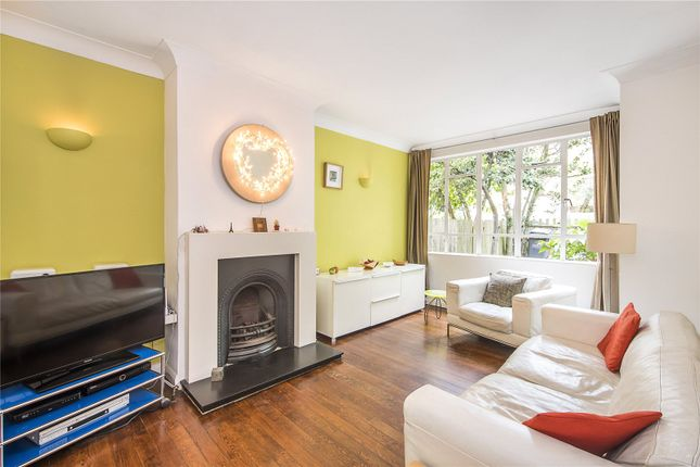 Thumbnail Semi-detached house for sale in Fox Hill, London