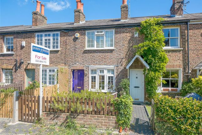 Thumbnail Terraced house for sale in Lancaster Place, Wimbledon Village, London
