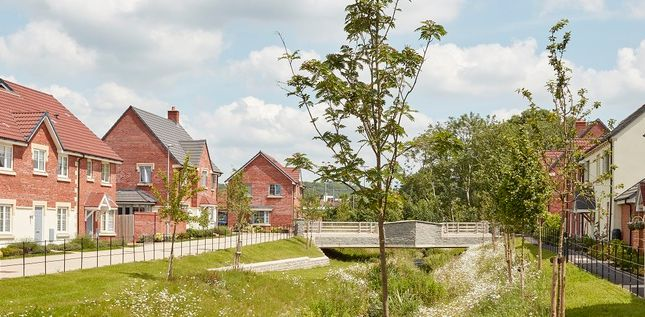 """4 bedroom property for sale in """"The Welwyn"""" at Keward, Wells"""