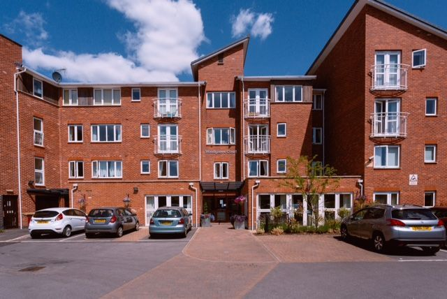 1 bed flat for sale in Peter Street, Hazel Grove, Stockport SK7