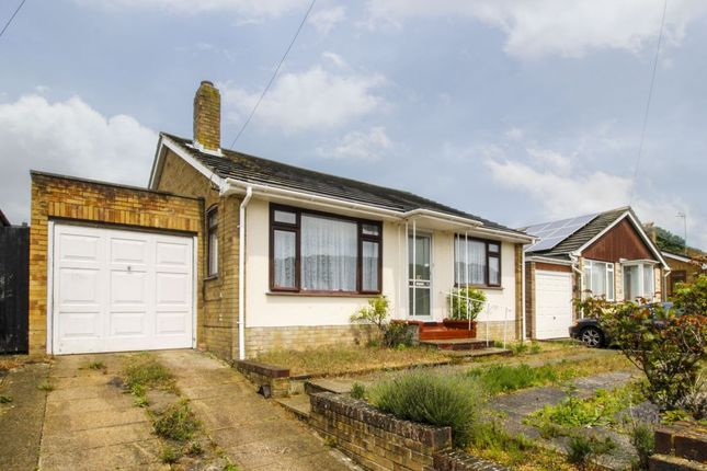 Thumbnail Bungalow for sale in Wellington Road, Newhaven