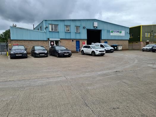 Thumbnail Light industrial to let in Cottage Leap, Rugby, Warwickshire
