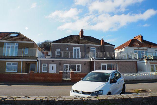 Thumbnail Semi-detached house to rent in Devon Place, Mumbles