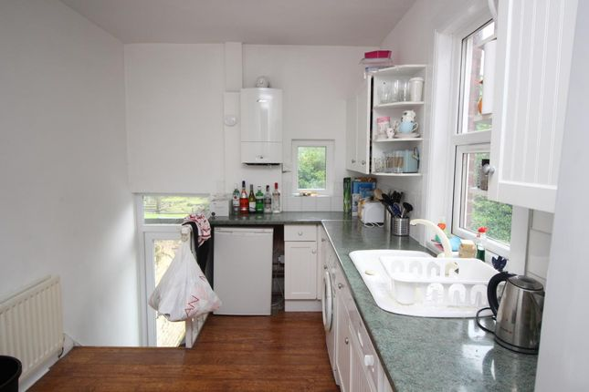 Thumbnail Terraced house to rent in Fairfield Road, Jesmond, Newcastle Upon Tyne