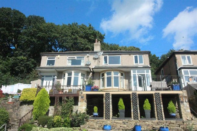 Thumbnail Semi-detached house for sale in Lime Avenue, Off Heptonstall Road, Hebden Bridge