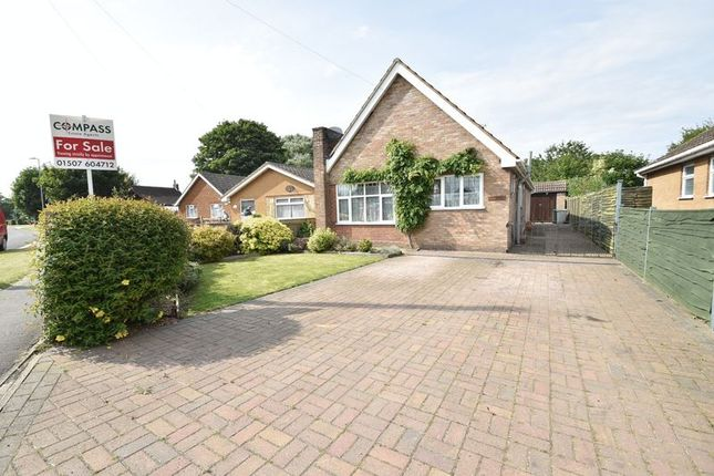 Thumbnail Detached house for sale in Keeling Street, North Somercotes, Louth