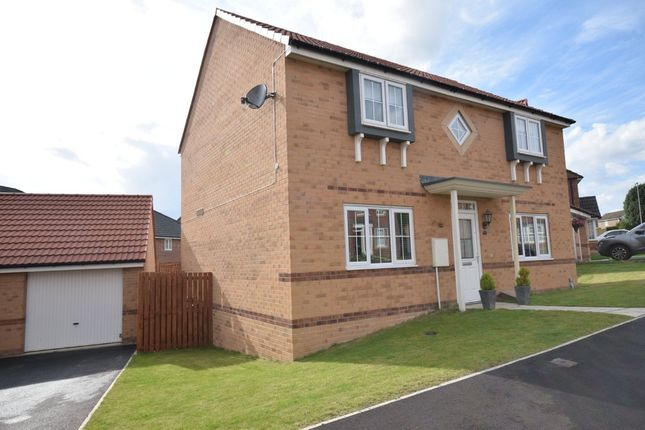 Thumbnail Detached house for sale in Poppy Fields Avenue, Pontefract