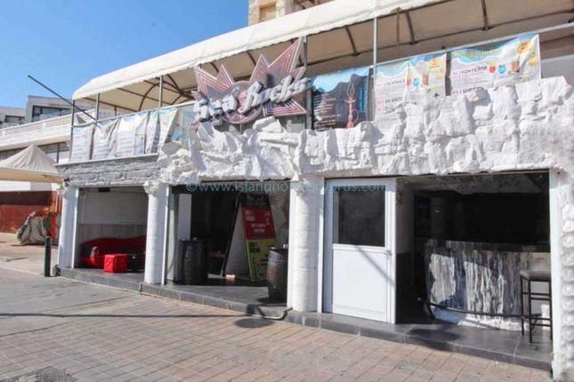 Thumbnail Commercial property for sale in 18, Ayia Thekla Road, Agia Napa (Ayia Napa) 5345, Cyprus