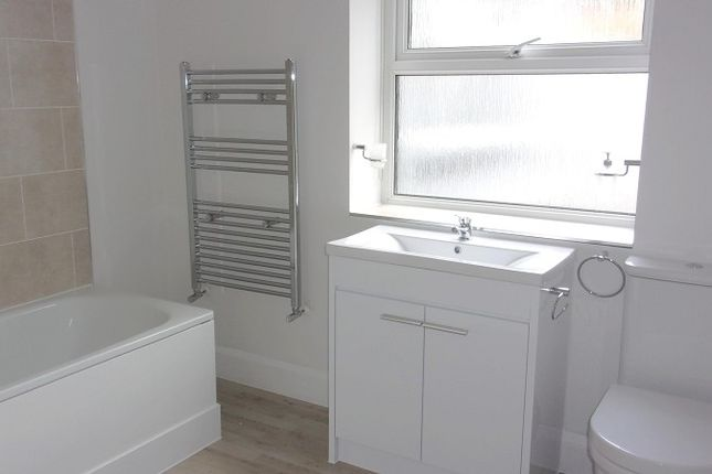 Bathroom of Newtown, Ammanford, Carmarthenshire. SA18