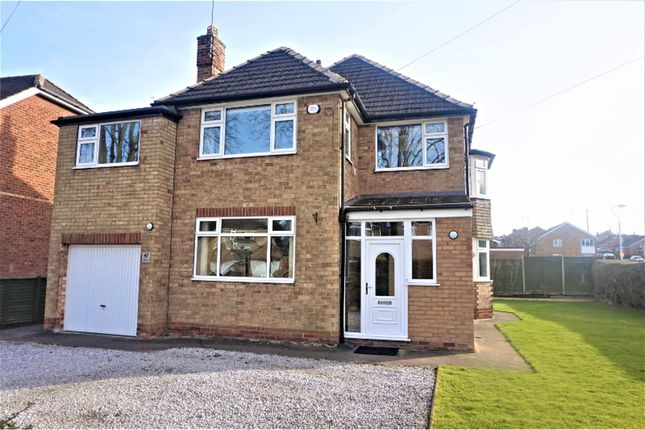 Thumbnail Detached house for sale in The Vale, Kirkella