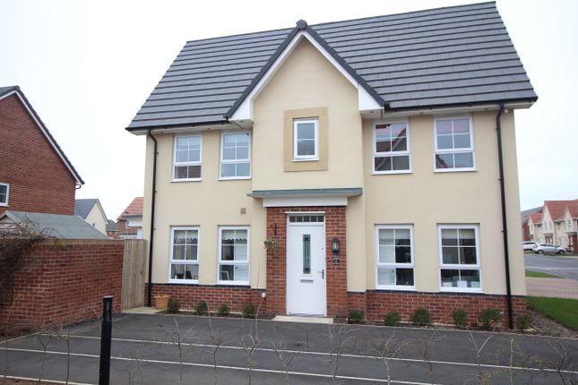 Thumbnail End terrace house for sale in Hawthorn Drive, Thornton, Thornton-Cleveleys, Lancashire
