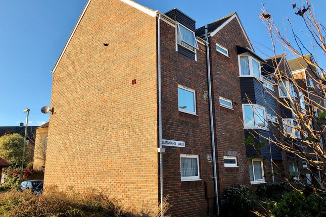2 bed flat for sale in Burnhams Walk, Gosport