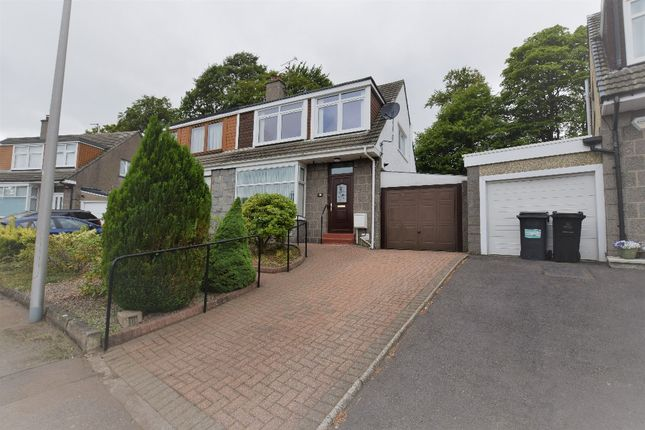 Thumbnail Semi-detached house to rent in Burnieboozle Crescent, West End, Aberdeen