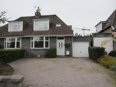 Thumbnail Semi-detached house to rent in Viewfield Gardens, Aberdeen