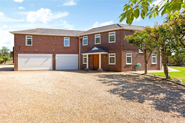 Thumbnail Detached house for sale in Level Mare Lane, Eastergate, Chichester, West Sussex