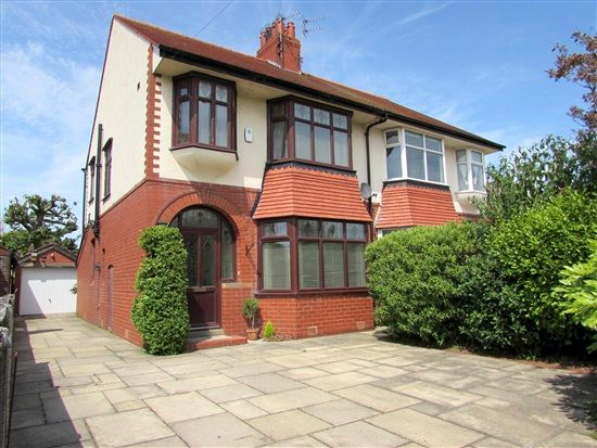 Thumbnail Property to rent in West Drive, Thornton Cleveleys