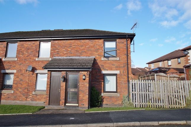 Thumbnail Flat for sale in Helmsley Close, Penrith