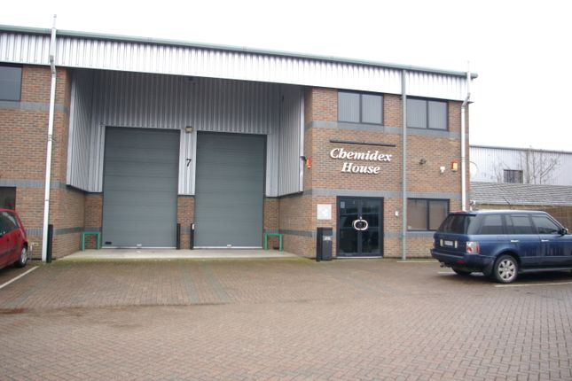 Thumbnail Industrial to let in Egham Business Village, Crabtree Rd, Egham, Surrey