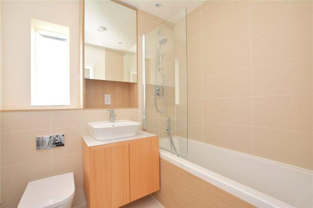 Bathroom of Landmann Point, 6 Peartree Way, London SE10