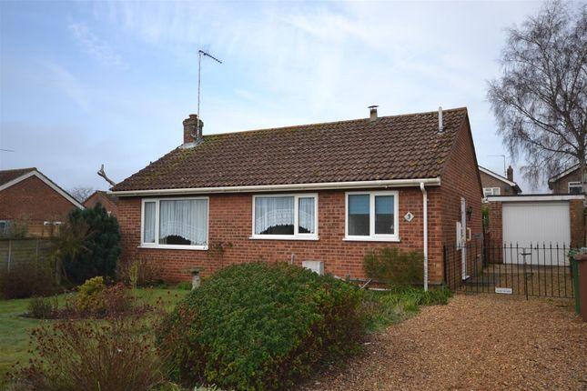 Thumbnail Detached bungalow for sale in Tudor Way, Dersingham, King's Lynn