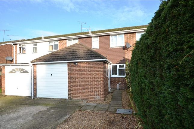 Thumbnail Terraced house for sale in Andover Road, Blackwater, Surrey