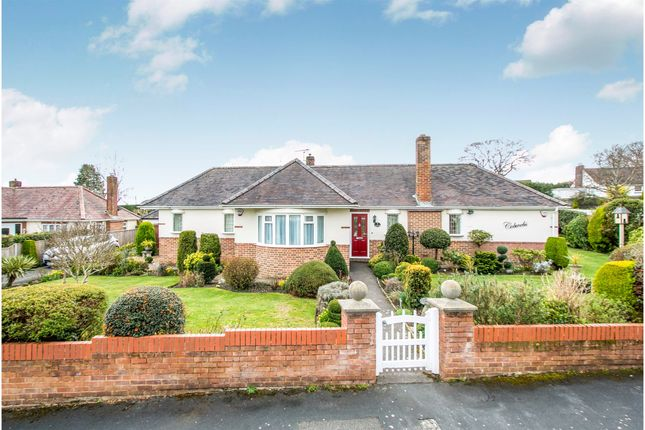 Thumbnail Detached bungalow for sale in Oak Close, West Parley, Ferndown