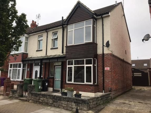 Thumbnail End terrace house for sale in Portsmouth, Hampshire, England