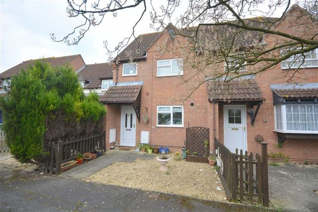 Thumbnail Terraced house to rent in Tirley Close, Quedgeley, Gloucester