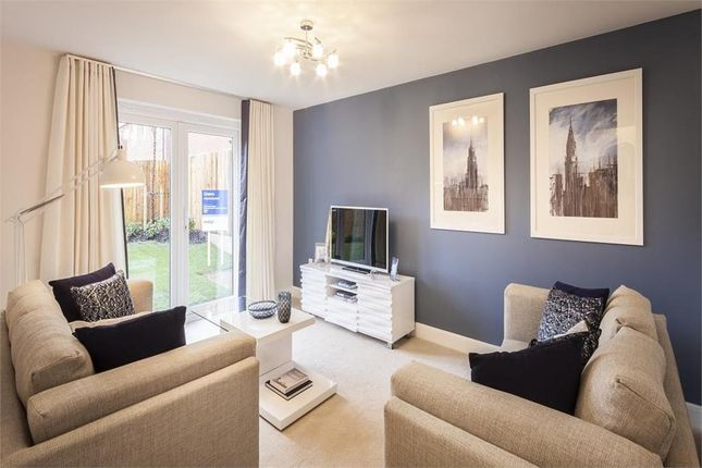"Thumbnail Detached house for sale in ""Repton"" at Ruby Lane, Mosborough, Sheffield"
