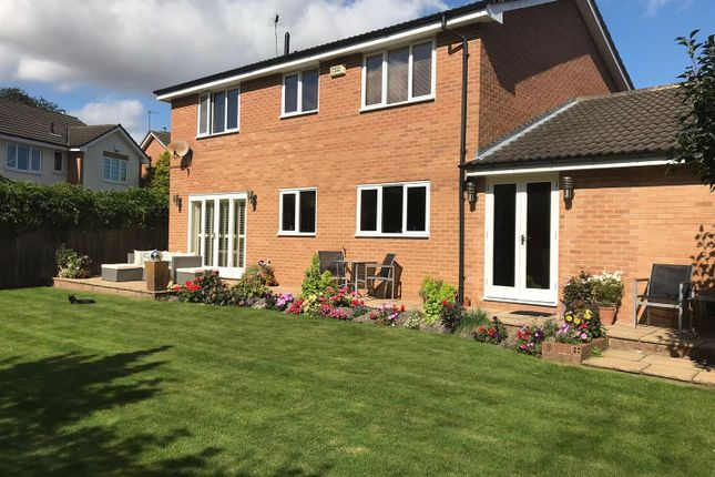 Thumbnail Detached house for sale in Cardinal Gardens, Darlington