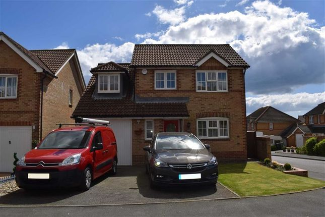 Thumbnail Detached house for sale in Cookson Gardens, Hastings, East Sussex