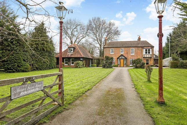 Thumbnail Detached house to rent in Common Road, Dorney, Windsor