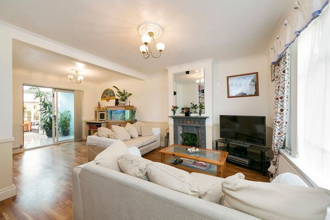Thumbnail Semi-detached house for sale in Ruskin Avenue, Feltham, Middlesex, London