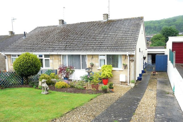 Thumbnail Semi-detached bungalow for sale in Knightcott Park, Banwell